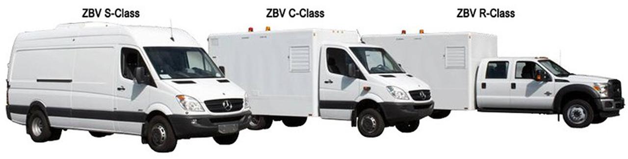 ZBV system, TX VIEW