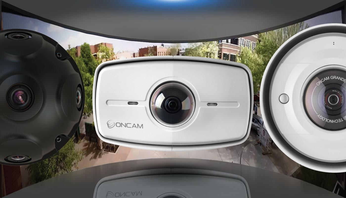 Panoramic IP Cameras