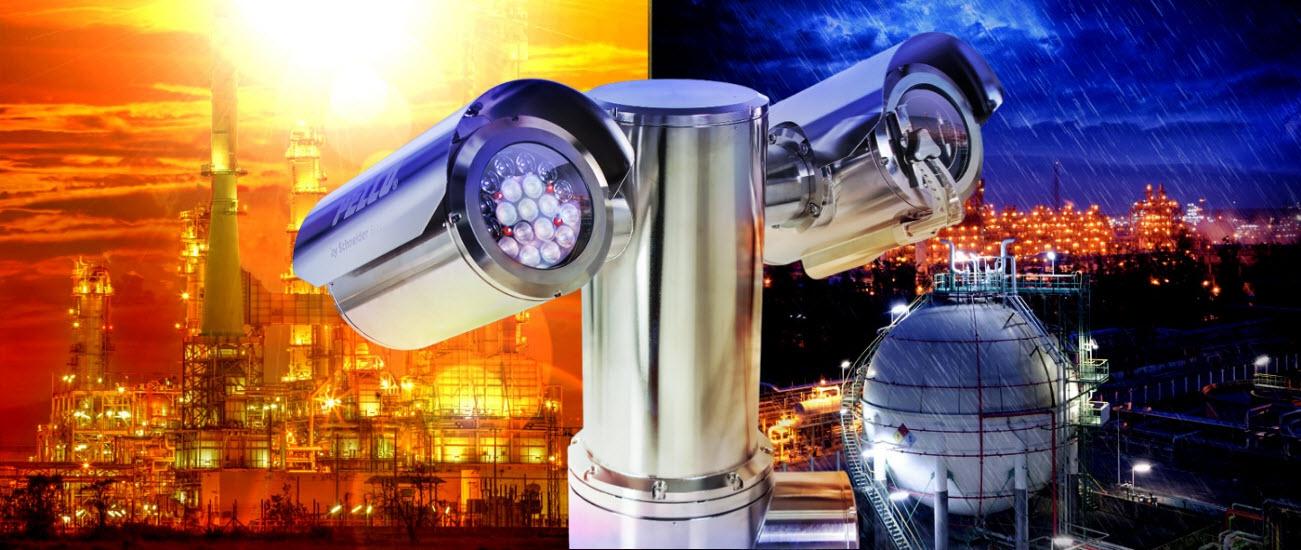 Specialty IP Cameras